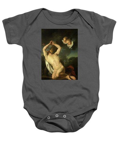 Heilige Sebastiaan Baby Onesie