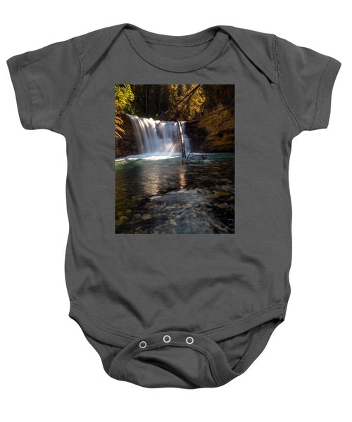 Heir Of Time Baby Onesie