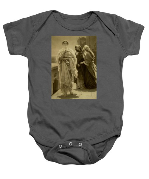 Helen Of Troy Baby Onesie
