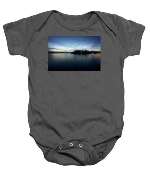 Hens And Chickens Islands Baby Onesie