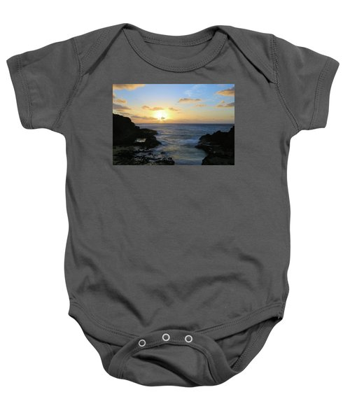 Here To Eternity Baby Onesie