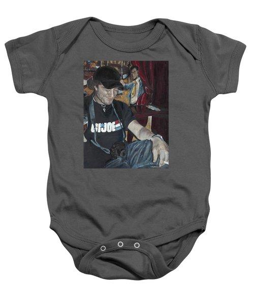 Hero Baby Onesie