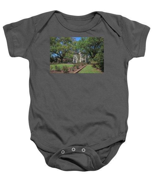 Heyman House Garden 3 Baby Onesie