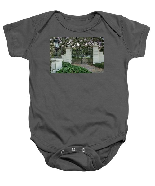 Heyman House Gates Baby Onesie