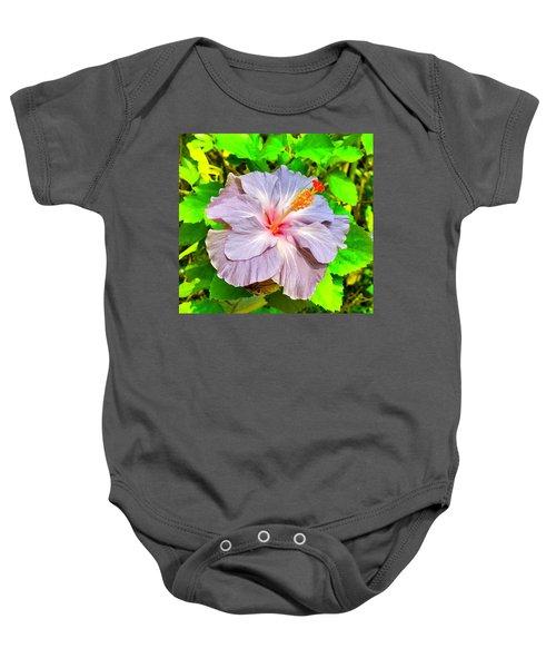 Hibiscus Adele 1 Baby Onesie