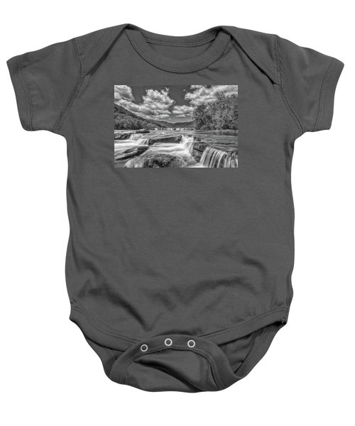 Hidden Message Baby Onesie