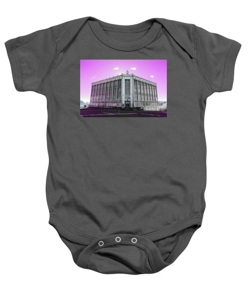Higgins Armory In Infrared Baby Onesie