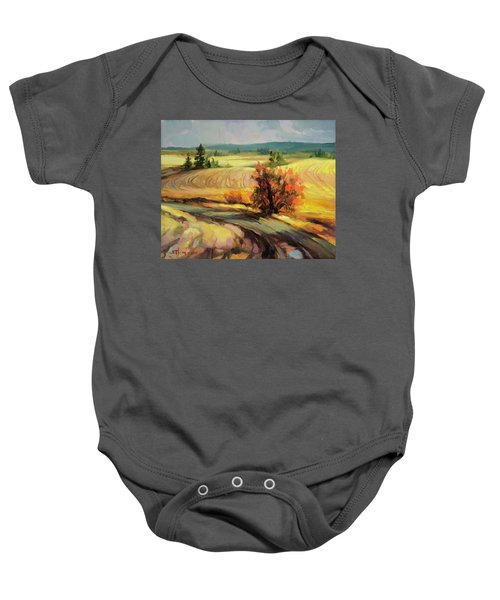 Highland Road Baby Onesie