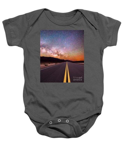 Highway To Heaven Baby Onesie