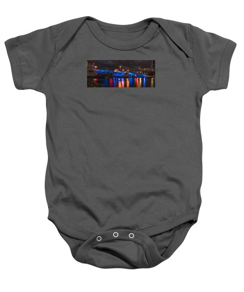 Hillsborough River Baby Onesie