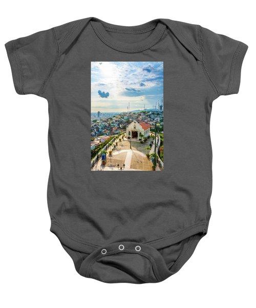 Hilltop Church Baby Onesie