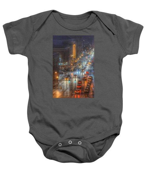 Hippodrome Theatre - Baltimore Baby Onesie