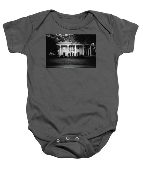 Historic Southern Home Baby Onesie