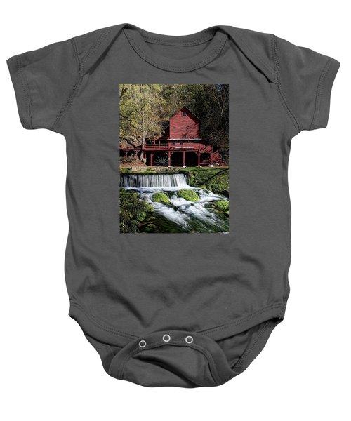 Hodgeston Mill Baby Onesie
