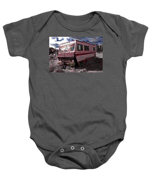 Home Away From Home Baby Onesie