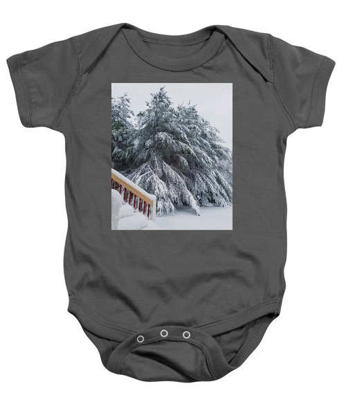 Home For The Blizzard Baby Onesie