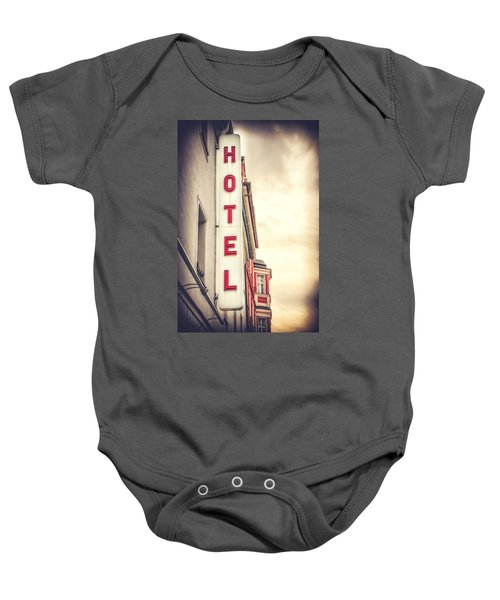Home Is Home Baby Onesie
