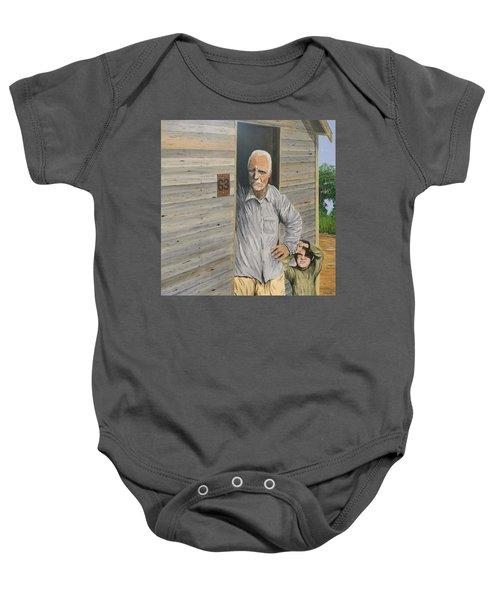 Hooper Ranch #63 Baby Onesie