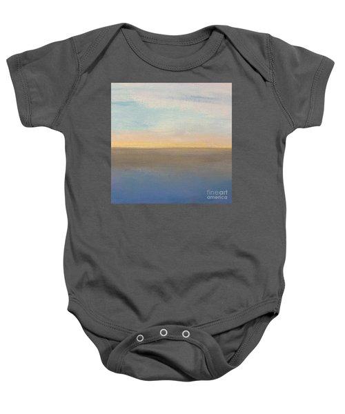 Horizon Aglow Baby Onesie