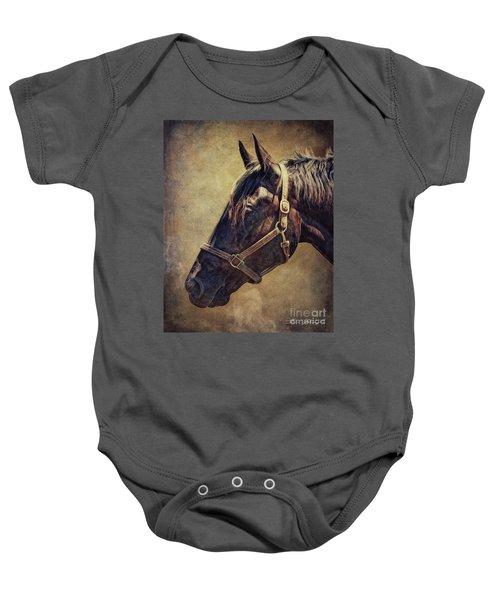 Horse 1 Baby Onesie
