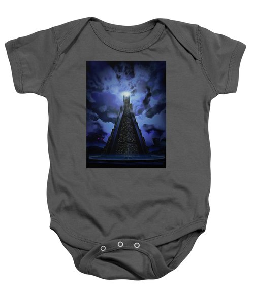 Humanity's Last Stand Baby Onesie
