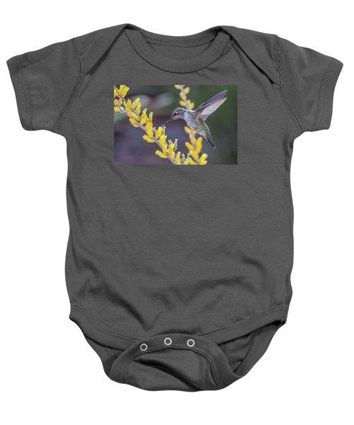 Hummingbird 6750-041818-1cr Baby Onesie