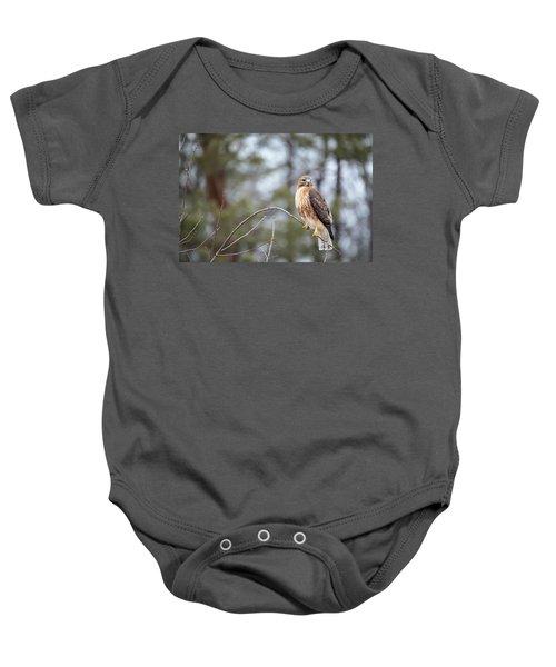 Hybrid Branch Baby Onesie
