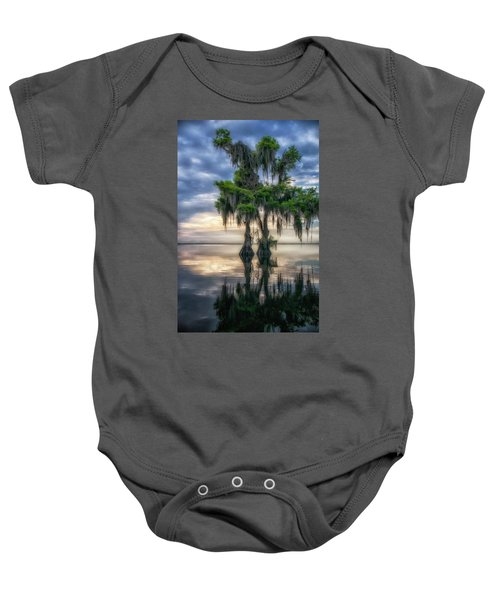 I Dreamed Of Cypress Baby Onesie