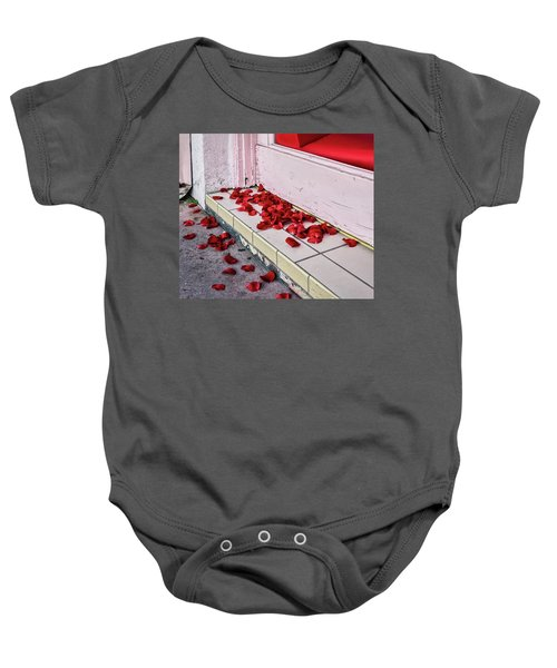 I Poured Out My Heart Baby Onesie