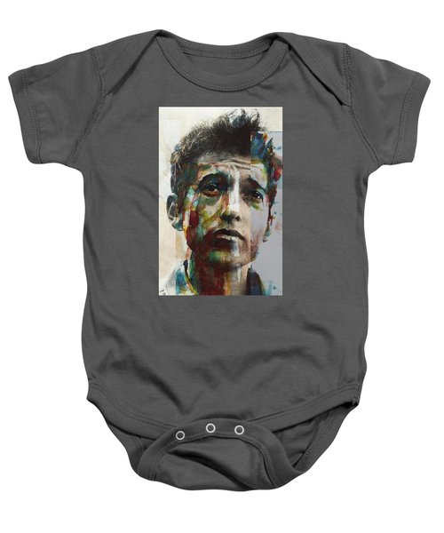 I Want You  Baby Onesie by Paul Lovering