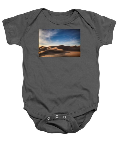 I'd Walk A Thousand Miles Baby Onesie