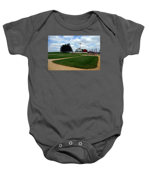 If You Build It They Will Come Baby Onesie