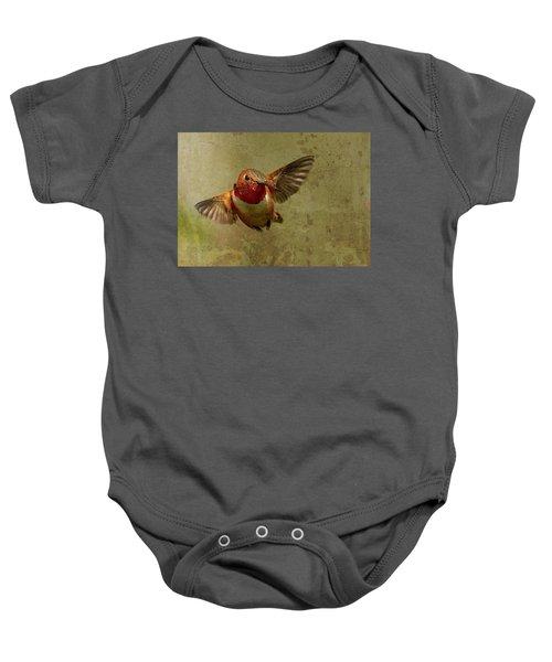 In Flight 2 Baby Onesie