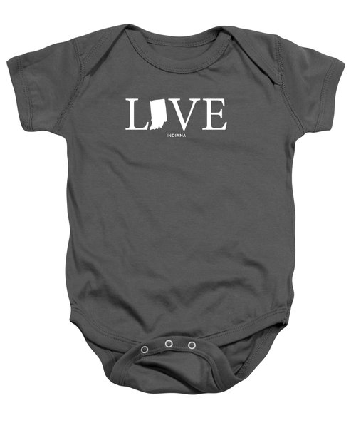 In Love Baby Onesie by Nancy Ingersoll