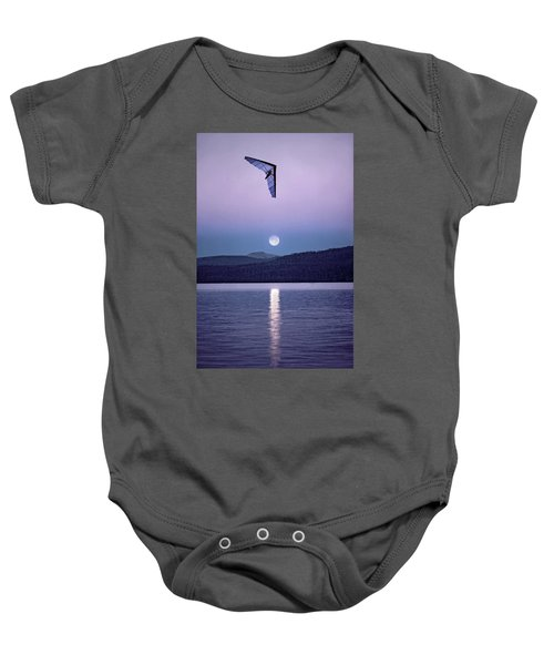 In The Air Tonight Baby Onesie