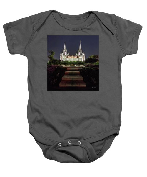 In The Name Of Their Faith Baby Onesie
