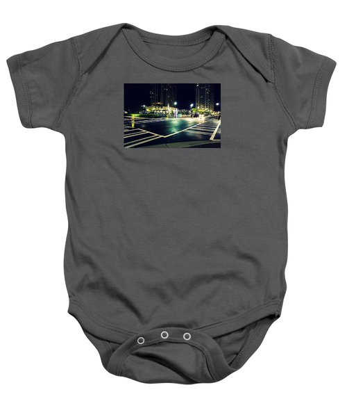 In The Street Baby Onesie