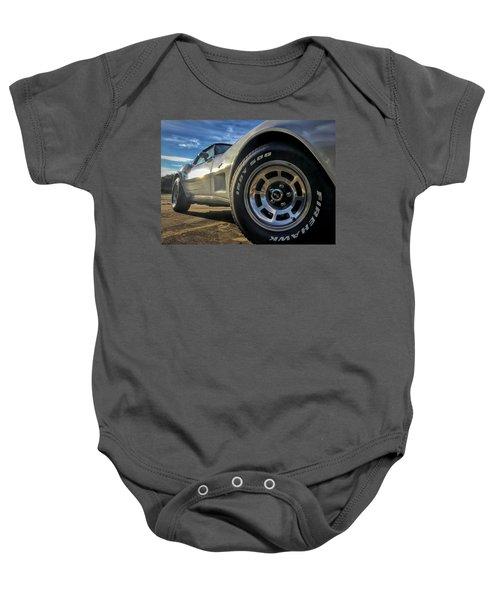 Indy 500 Color Baby Onesie