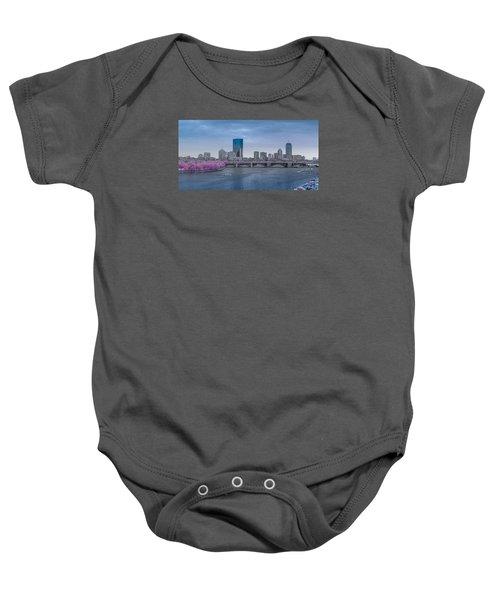 Infrared Boston Baby Onesie