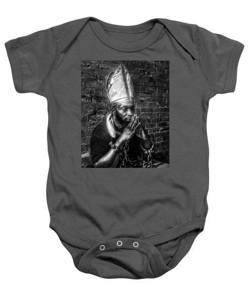 Inquisition Baby Onesie