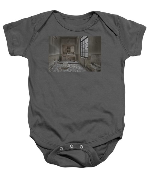 Interior Furniture Atmosphere Of Abandoned Places Dig Photo Baby Onesie