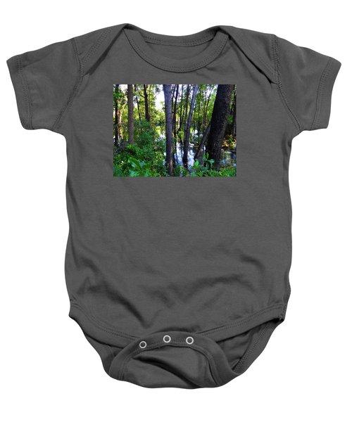 Interior Lake Chale Island Baby Onesie