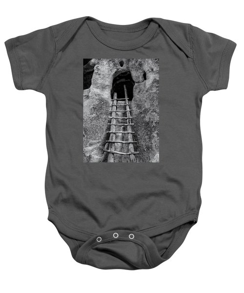 Into The Alcove Baby Onesie by Gary Lengyel