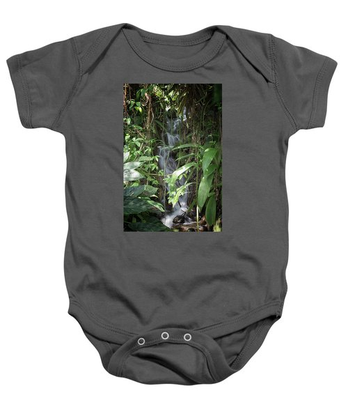Into The Jungle Baby Onesie