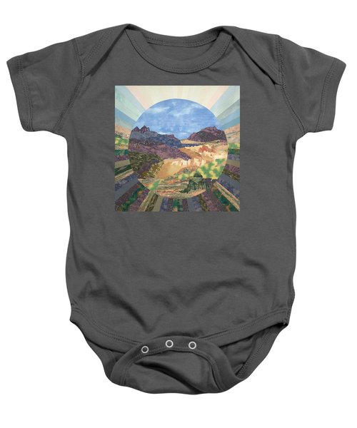 Into The Mystery Baby Onesie