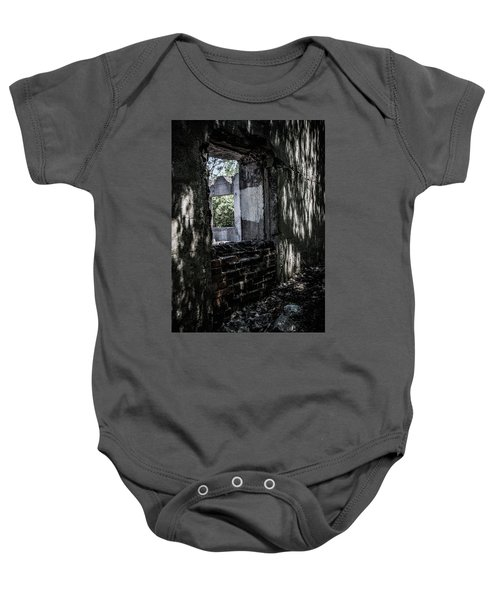 Into The Ruins 4 Baby Onesie