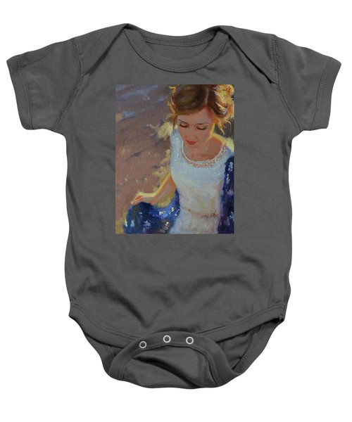 Introspection Baby Onesie
