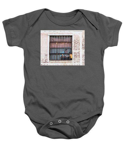 Inventory Time Baby Onesie