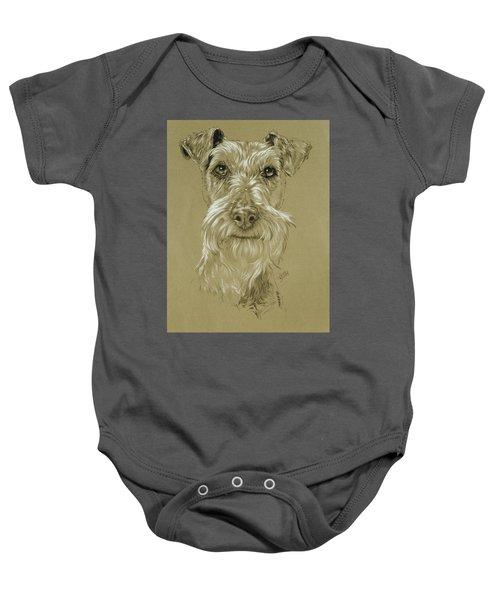 Irish Terrier Baby Onesie