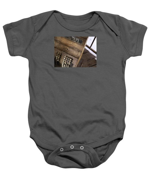 It All Adds Up Baby Onesie